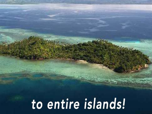 To Entire Islands